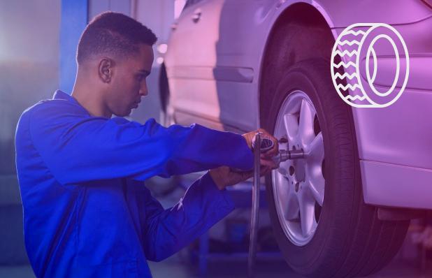 Montage de vos pneus