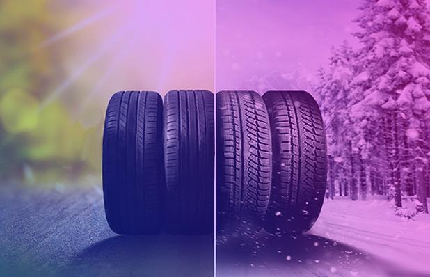 Pneus hiver ou pneus toutes saisons ?
