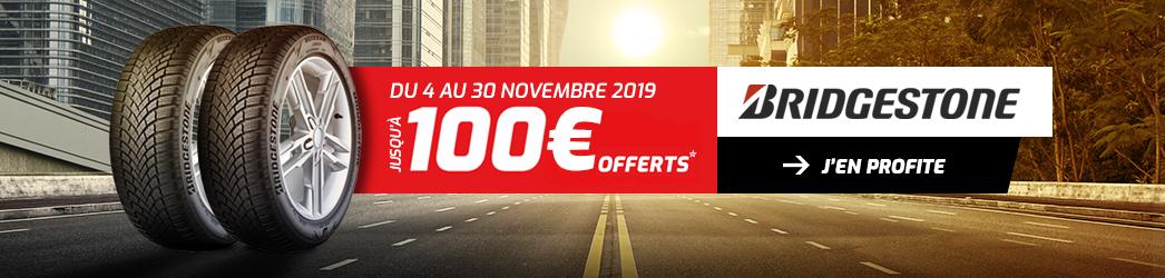 BtC : Promo Bridgestone Nov 2019
