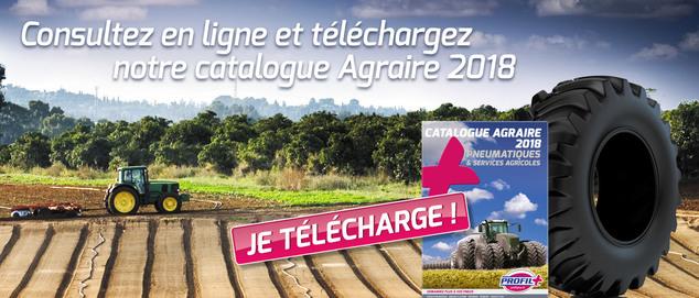 Téléchargement catalogue Agraire