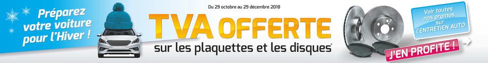 TVA offerte !